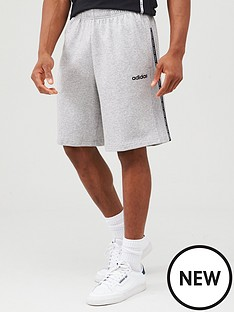 adidas-essential-matmix-shorts-medium-grey-heather
