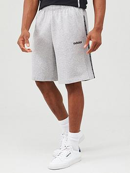 Adidas   Essential Matmix Shorts - Medium Grey Heather