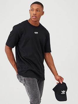Adidas   F T-Shirt - Black