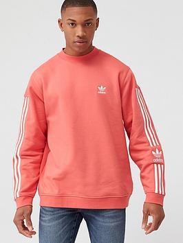 adidas Originals Adidas Originals Tech Crew - Red Picture