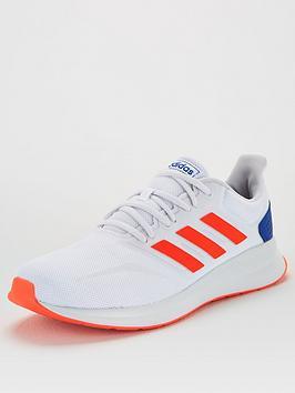 Adidas Adidas Run Falcon - White/Orange Picture