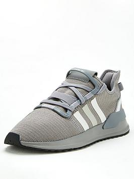 adidas Originals Adidas Originals U Path Run - Grey/White Picture