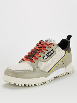 adidas Originals  Adidas Originals Continental 80 Baar - Beige