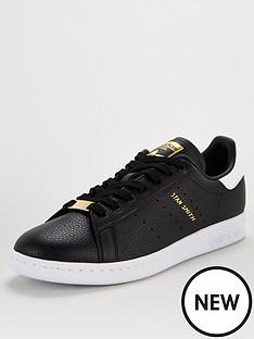 adidas-originals-stan-smith-blackwhitegold