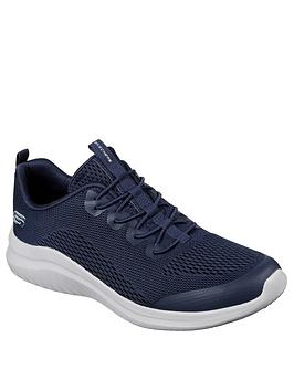 Skechers Skechers Ultra Flex 2.0 Trainers - Navy Picture