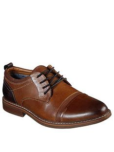 skechers-bregman-selone-shoe-brown