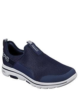 Skechers Skechers Gowalk 5&Trade; Slip On Shoe With Tab - Navy Picture