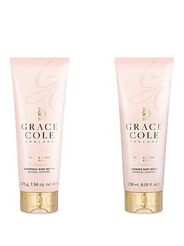 Grace Cole Grace Cole Body Butter And Scrub Duo Picture