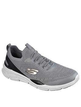 Skechers Skechers Equaliser 4.0 Trainers - Grey/Black Picture