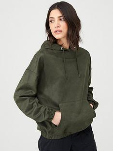 v-by-very-faux-suede-hoodie-khaki