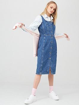 Levi's Levi'S Sienna Dress - Denim Picture