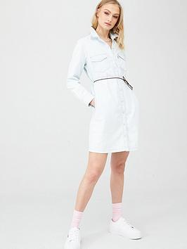 Levi's Levi'S Selma Dress - Light Denim Picture