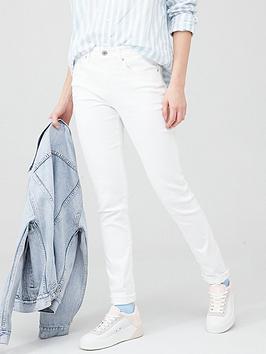Levi's Levi'S 721&Trade; High Rise Skinny Jean - White Picture