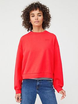 Levi's Levi'S Diana Crew - Red Picture