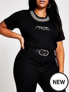 ri-plus-ri-plus-embellished-neck-jersey-tee-black