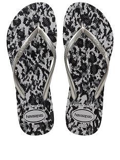 havaianas-slim-animals-flip-flop-sandal-grey