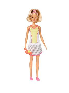 Barbie Barbie Tennis Player Picture
