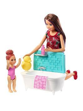 Barbie Barbie Skipper Babysitters - Bath Time Fun Picture