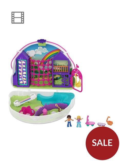 polly-pocket-rainbow-dreamnbspcloud-purse-doll-set