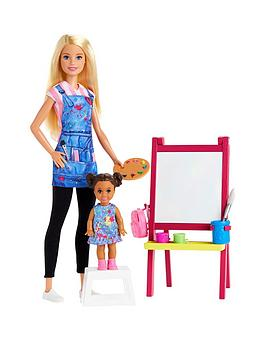 Barbie   Careers Art Teacher