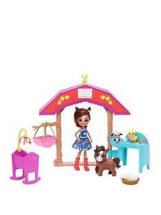 enchantimals-enchantimals-barnyard-nursery-playset-with-haydie-horse-doll-trotter