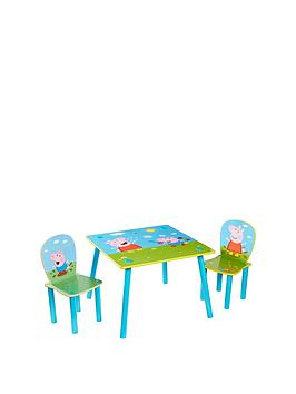 Hello Home Hello Home Peppa Pig Table And 2 Chairs Picture