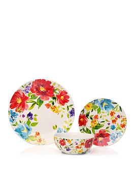 sabichi-frida-floral-12-piece-dinner-set