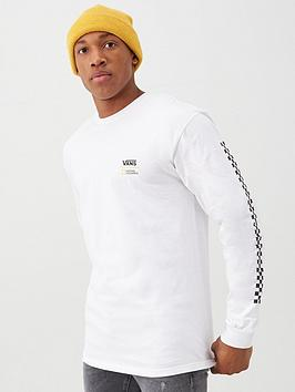 vans-x-nat-geo-globe-t-shirt-white