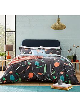 Scion Scion Oxalis 100% Cotton Duvet Cover  Set Picture