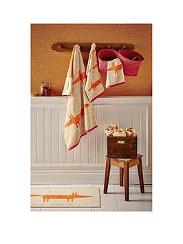 Scion Scion Mr Fox Bath Sheet Picture