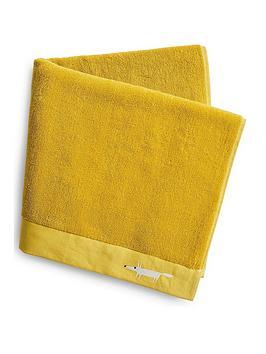 Scion Scion Mr Fox Embroided Bath Sheet Picture