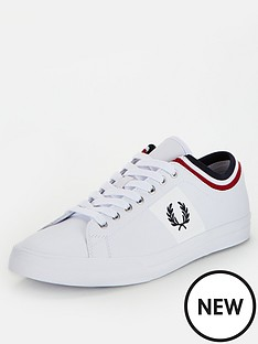 fred-perry-fred-perry-underspin-tipped-cuff-leather-trainers