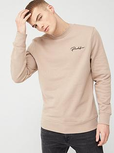 river-island-logo-crew-neck-sweat