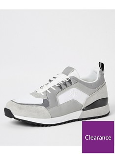 river-island-lace-up-runner-trainers-greynbsp