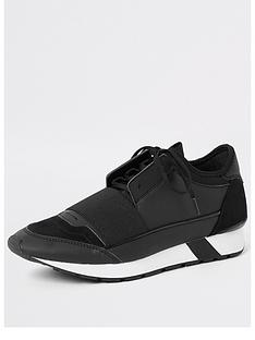 river-island-secko-lace-up-runner-blacknbsp