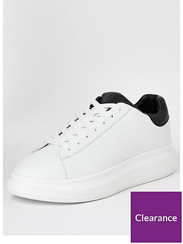 river-island-chunky-sole-lace-up-trainers-white