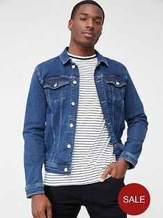 river-island-classic-fit-denim-jacket-dark-bluenbsp