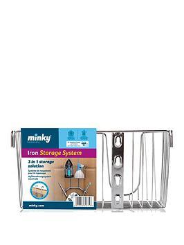 Minky Minky Iron Storage System Picture