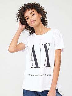 armani-exchange-original-logo-t-shirt-white