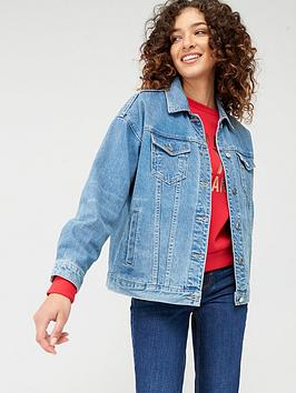 Armani Exchange Armani Exchange Denim Jacket - Denim Picture