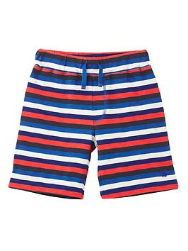 Joules Joules Toddler Boys Bucaneer Stripe Jersey Short - Blue Picture