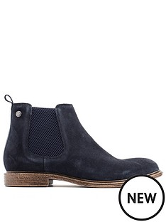 base-london-flint-chelsea-boot-navynbsp