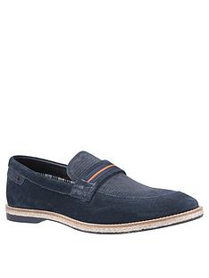 base-london-kinsey-loafer-navy