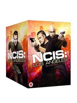 Very  Ncis: L.A Season 1-10 Dvd