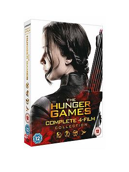 Very Hunger Games Complete Dvd Picture
