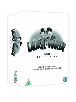 Very  Laurel & Hardy The Dvd Collection