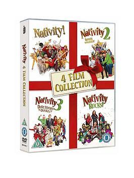 Very  Nativity 1-4 Boxset Dvd