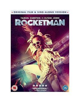 Very  Rocketman Dvd