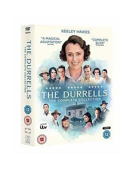 Very  The Durrells - Complete Collection Dvd