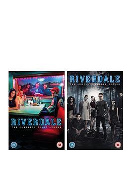 Very Riverdale Season 1 & 2 Dvd Picture